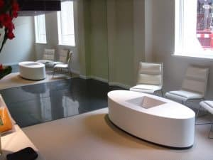 ITN Bespoke Seating Area
