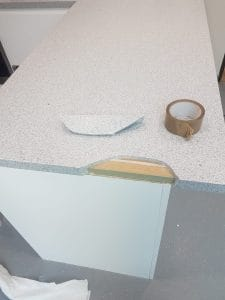 Solid Surface Repair
