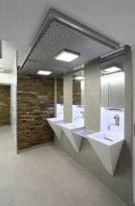 Bank of China Bespoke Vanity Units